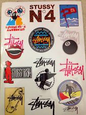 Available to buy for another 25d 17h is Stussy undefeat obey Skateboard Stickers Vintage Vinyl Laptop Luggage Sticker for $3.00 $3.00.