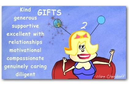 Enneagram gifts
