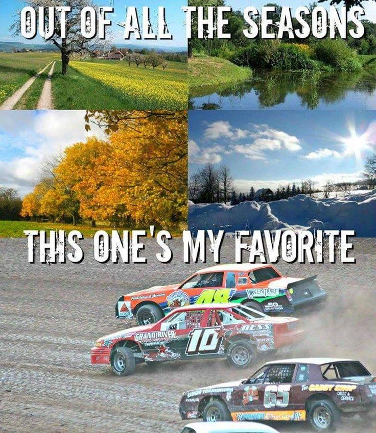 Yaa baby! Racing season                                                                                                                                                                                 More