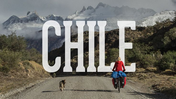 Follow Your Way - Chile. Second part of our travel - almost 4 months of cycling through the amazing Chile. After a really tough start we fel...