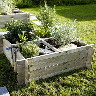 Les 112 meilleures images propos de autour de la plancha eno sur pinterest jardins planters - Castorama jardin carre toulon ...