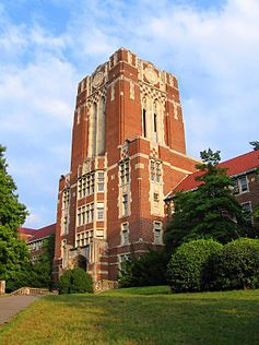 University of Tennessee, scene of the crime where I met my husband when I lived in Knoxville