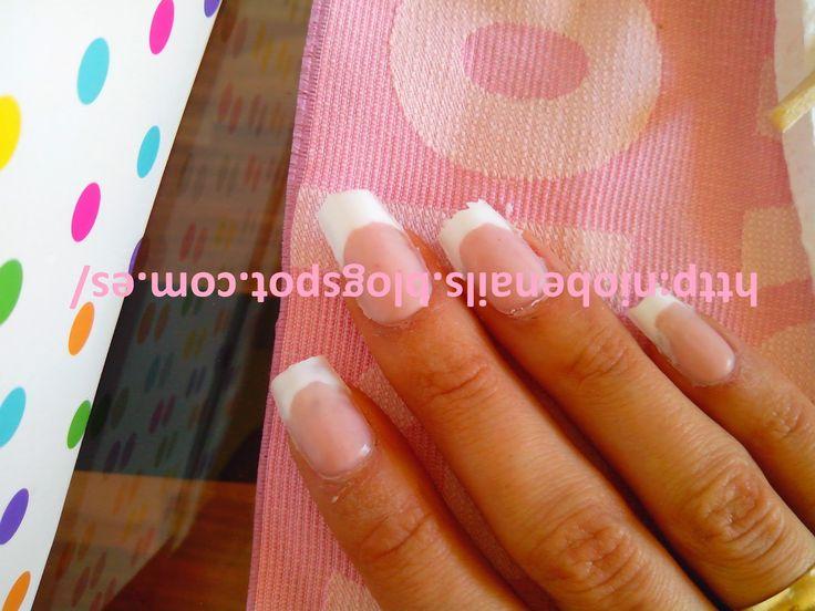 Uñas acrílicas: Como poner uñas acrílicas paso a paso