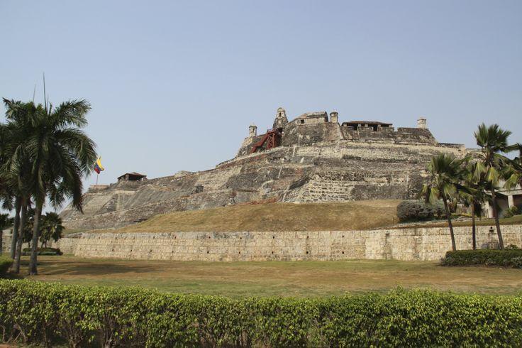 Castillo de San Felipe de Barajas, Cartagena #colombia