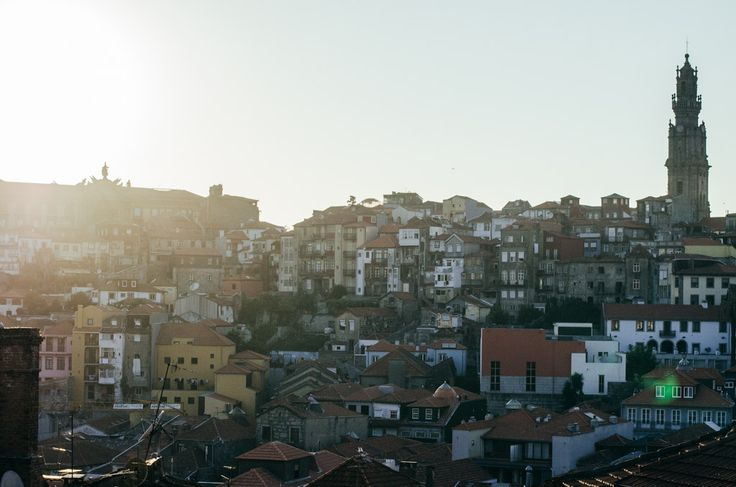 City Inspirations - Made in Portugal #funktionschnitt #architecture #city #photography #porto #sun