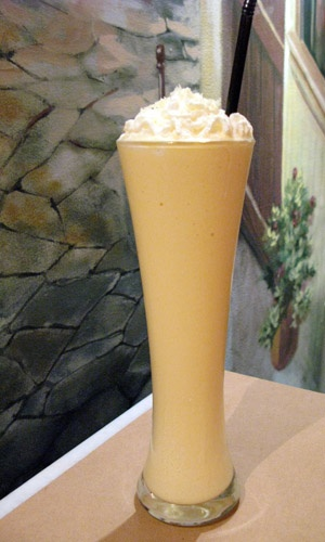 Rooibos Shake. Got to try it.