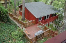 Asheville, North Carolina Pet Friendly Cabin Rentals