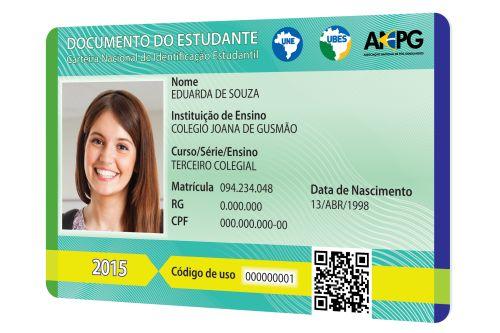 Carteiras para meia-entrada de estudantes terão de seguir padrão da UNE (Foto: Divulgação)