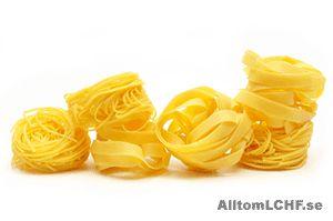 Pasta LCHF | Allt om LCHF