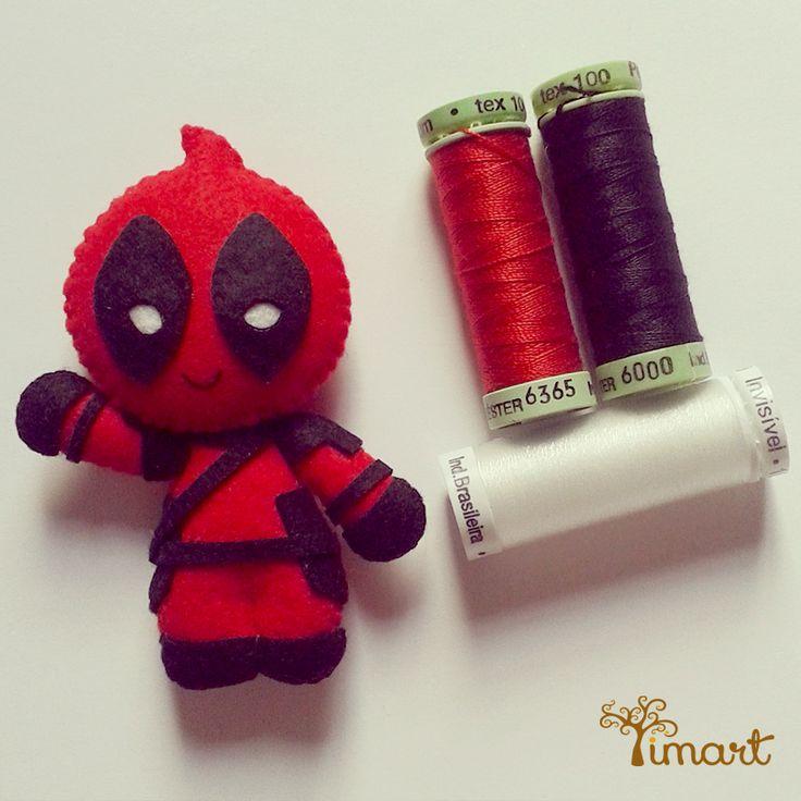 Apostila DeadPool Pocket. Adquira a sua na loja oficial (clique em visitar ou acesse www.timart.com.br)