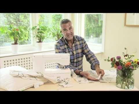 Ci pensa Ernst! Un letto superconfortevole - YouTube  come cucire cuscini x la testata del letto