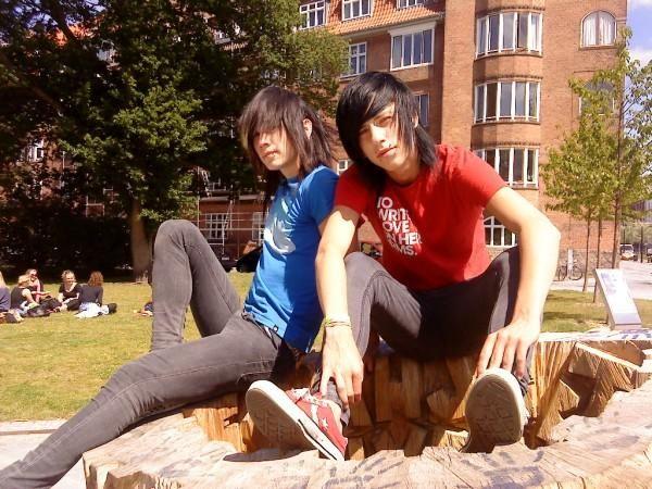 Hot Teen Jeans An Emo 88