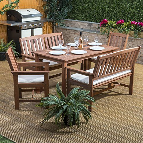Alfresia Monaco Wooden Garden Furniture Set - Rectangular... https://www.amazon.co.uk/dp/B00J3R3S8W/ref=cm_sw_r_pi_dp_x_FzDizbA7W765D