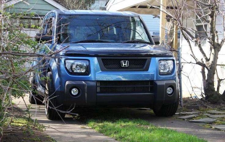 2018 Honda Element overview