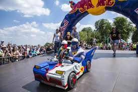 SortirToday - Course Red bull caisses à savon 2014