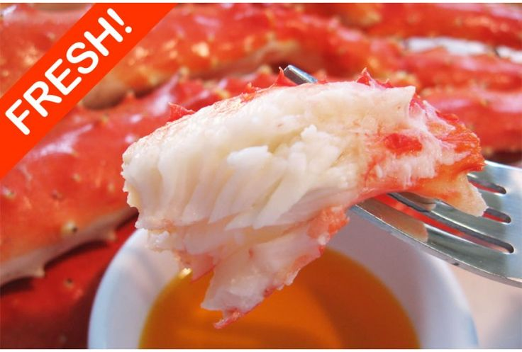 Fresh Alaska King Crab - Limited Supplies - Order Today! Archives - Spotless Deals