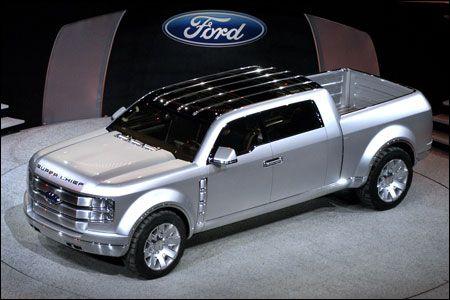 Picape Ford - Super Chief - Notícias Automotivas - Notícias de carros