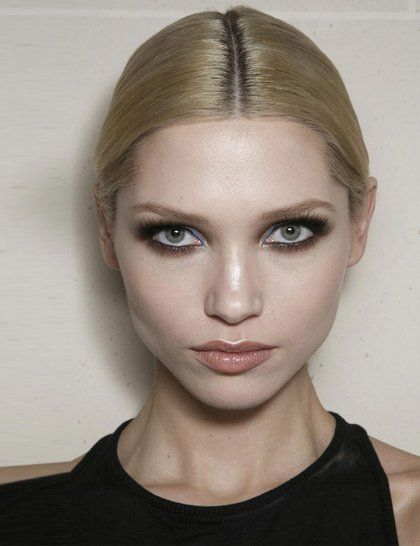 SS14 Couture Make-Up Trends   The Beauty Gossiper