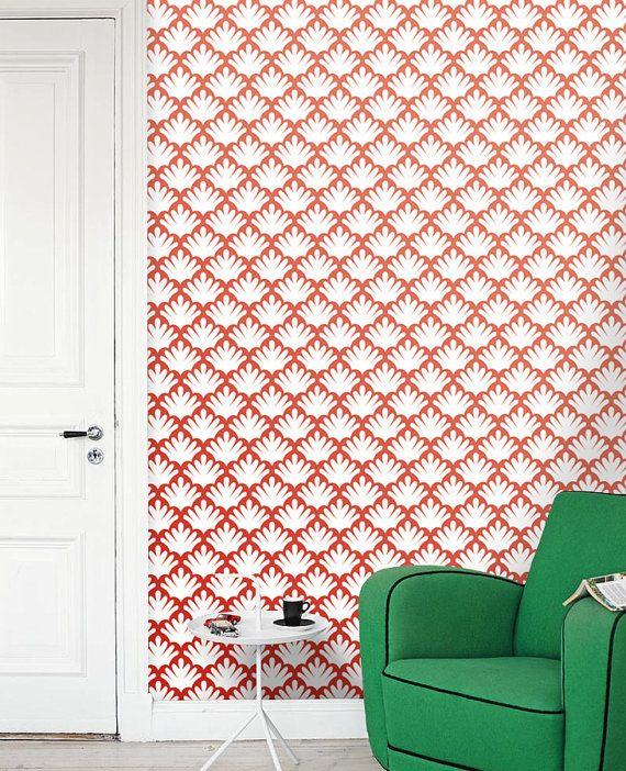 17 best images about wallpaper patterns on pinterest for Modern vinyl wallpaper