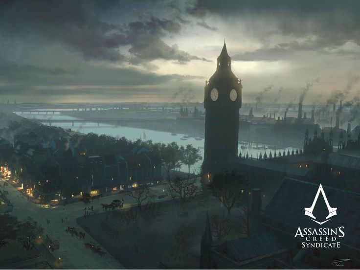 Assassin's Creed Syndicate - Concept Art