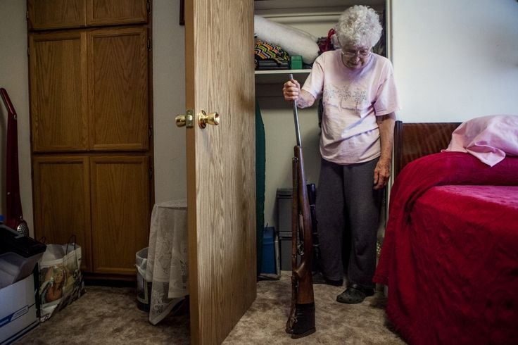 Life in the small Colorado town that requires a gun in every household