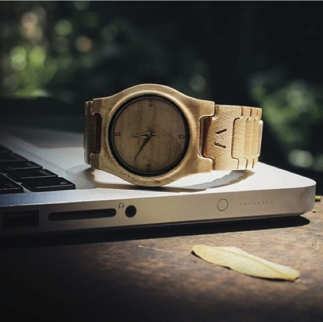 Authentic time keepers, crafted with the deliberate simplicity of delivering nature's time, handcrafted out of a single piece of wood. We promise you wont be disappointed with the craftsmanship and quality. When you support this project, it's a chance for you and us to collaborate and upscale authentic production and craftsmanship in this region of the world. #Haystakt #Matoa #Watch #Wood