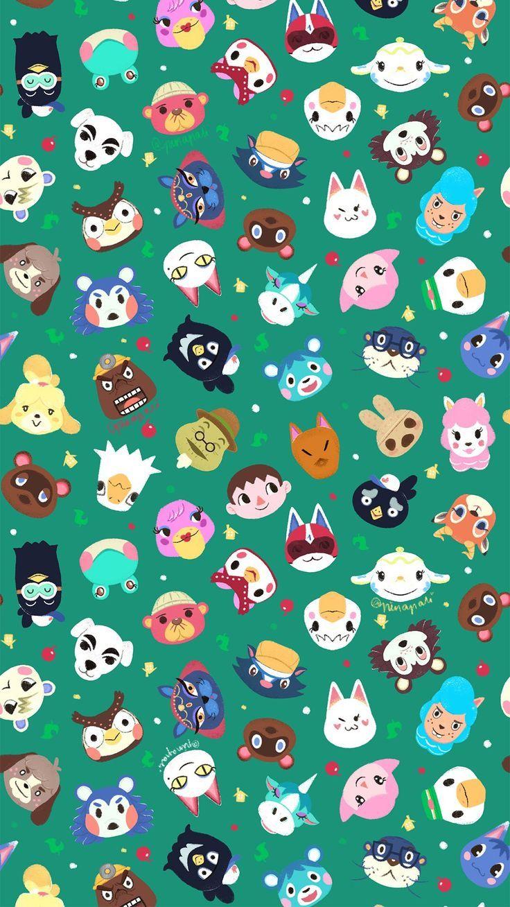 Pinapali On Animal Crossing Game Animal Crossing Villagers Animal Crossing Wild World