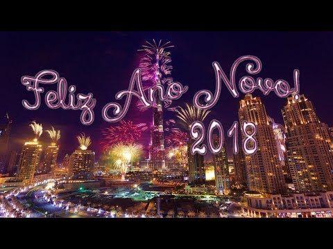 FELIZ ANO NOVO 2018 - MENSAGEM DE FELIZ ANO NOVO - PARA FAMÍLIA e AMIGOS - Vídeo para WhatsApp - YouTube