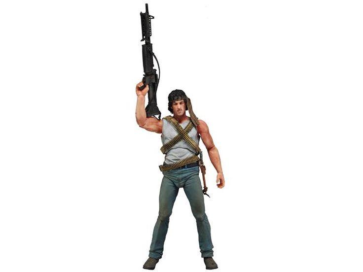 """Rambo Series 01 - """"First Blood"""" Rambo - Rambo Figures"""