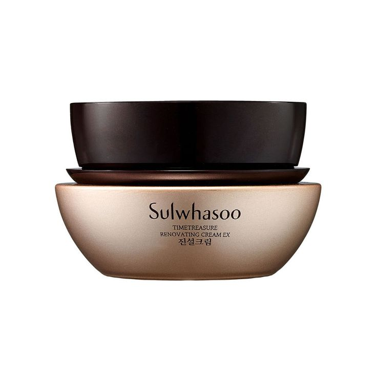 KOREA Sulwhasoo Timetreasure Renovating Cream EX - Premium Anti Aging + Gift #AmorePacific#Sulwhasoo