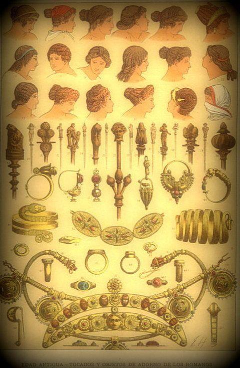 Baños Antiguos Grecia:Más de 1000 ideas sobre Peinados Antiguos en Pinterest