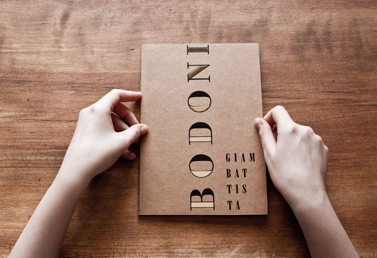 Giambatista Bodoni on Behance