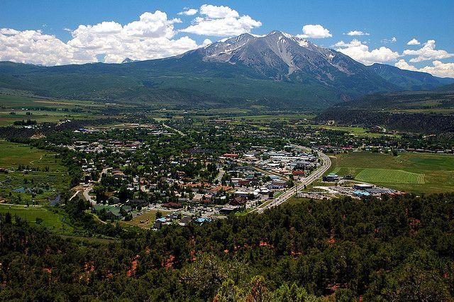 Carbondale, Colorado by SILBECL, via Flickr