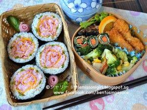 バラの飾り巻き寿司のキャラベン Rose Sushi Art Roll Bento 今週とても忙しかったから、ちょっと疲れたんです。今日はお弁当を作らないんです。ごめん~ 今回飾り巻き寿司のキャラベンに紹介します。バラの飾り巻き寿司を作りました。 私は日本の東京寿司アカデミーで習いました。 十月に東京寿司アカデミーで飾り巻き寿司1級認定講座をするでしょう。わくわく~ バラの飾り巻き寿司のキャラベン Rose Sushi Art Roll Bento Had a long day yesterday as I was conducting a bento class till late at night. Decided to take a break and share with you a bento I made some time back. In this bento, I made rose sushiContinue Reading