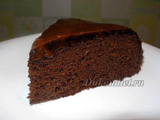 Бисквит за 3 минуты в СВЧ | Диета Дюкана