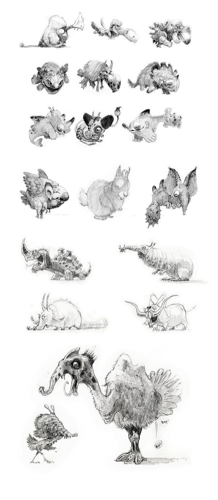349 best monster creature horror images on pinterest