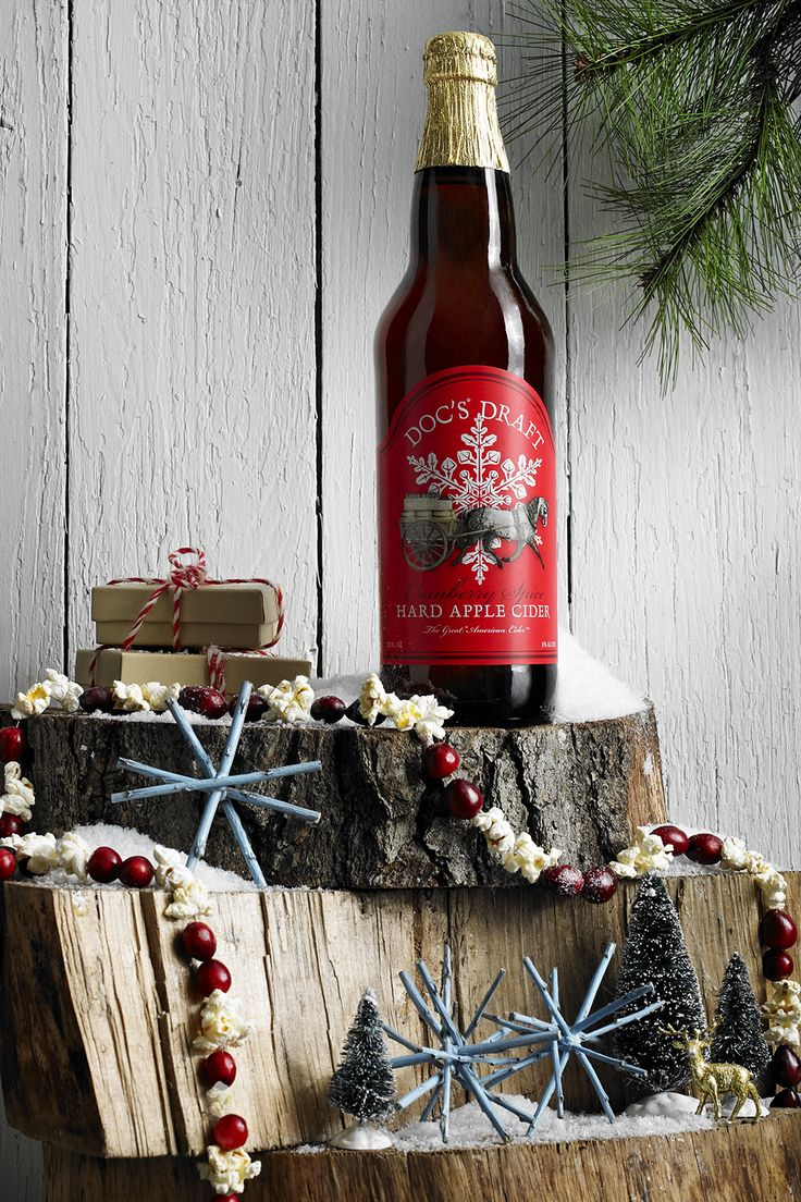 Winter is here.    #DocsDraft #CranberrySpice #HardCider #Real #Apples and #Cranberries #Docs #Draft #Cranberry #Spice #Hard #Cider #Winter is #Cider #Season #Celebrate #Make your #Holidays #Sparkle with #DocsHardCider #CiderLove #NYCider #Drink #NY #Apples #DrinkUp #NewYork