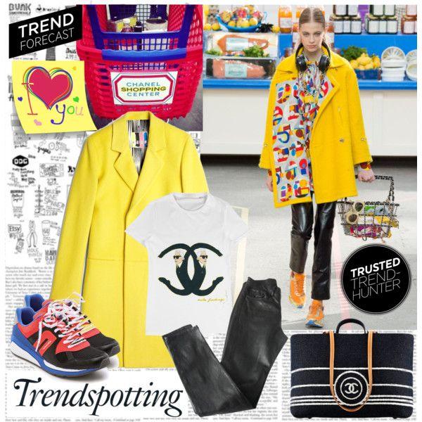 Trend spotter - Chanel Supermarket