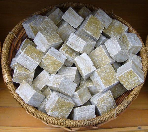 自家製石鹸の作り方