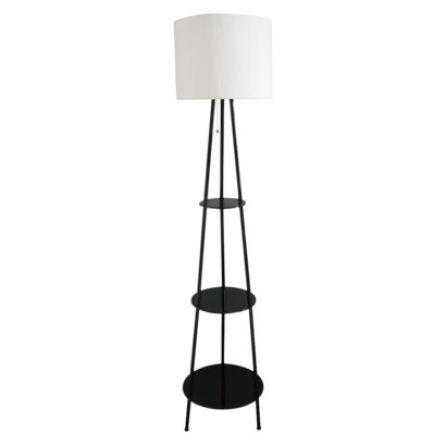 Floor Lamp W Shelf But Really If There S No Room For A