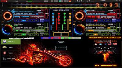 descarga Skin Para Virtual Dj 2013 4 Platos ~ Descargar pack remix de musica gratis   La Maleta DJ gratis online