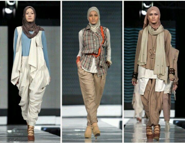 Hijab street style by Fashim