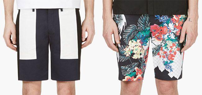 Kurze Hosen für Damen & Herren – High Fashion Trends | Fashion Label & Lifestyle Magazin
