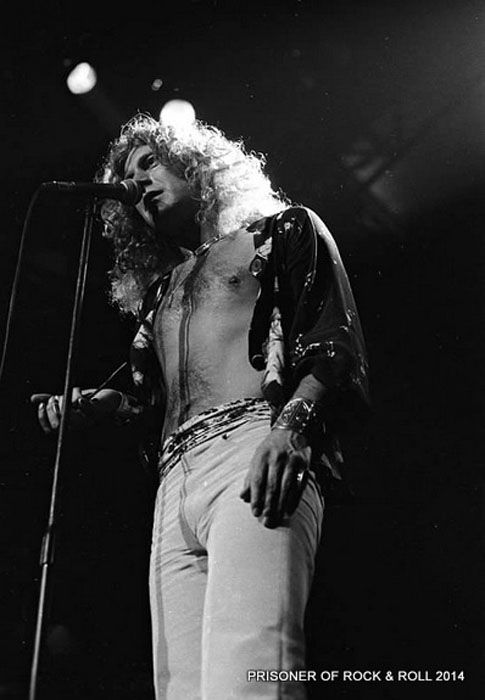 Robert Plant and Led Zeppelin