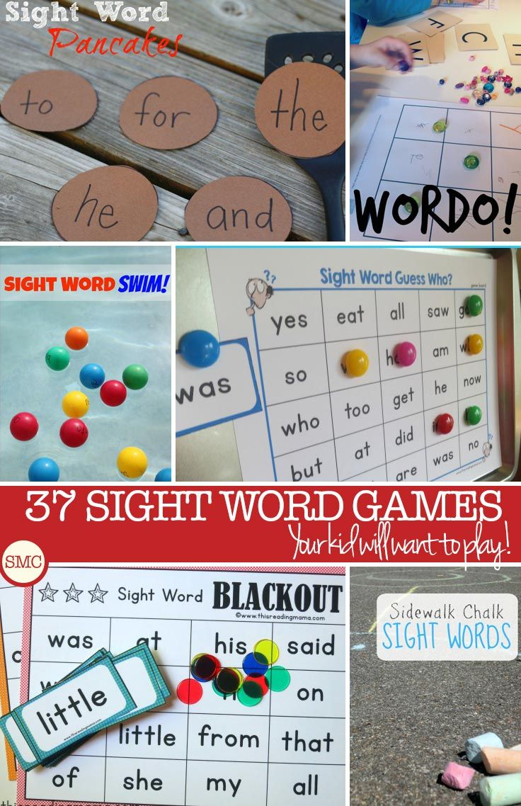 Games for Reading: Playful Ways to Help Your Child Read ...