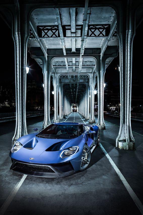 Ford GT 2017 Paris 11