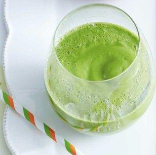 Avocado-Spinat-Smoothie Rezept