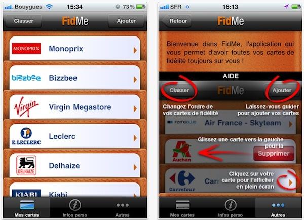 Le guide (in)complet de la carte de fidélité sur mobile