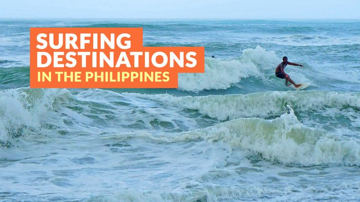 Where can you go surfing in the Philippines? Here are 9 great spots including Pagudpud, Baler, La Union, and Mati!