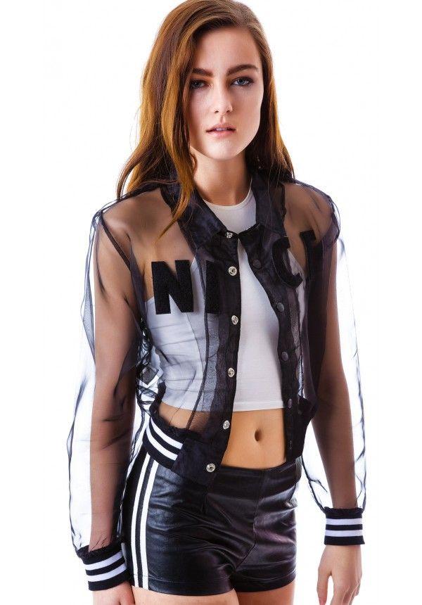 ✝☮✿★ FASHION 2014 ✝☯★☮ Lazy Oaf Nice Jacket